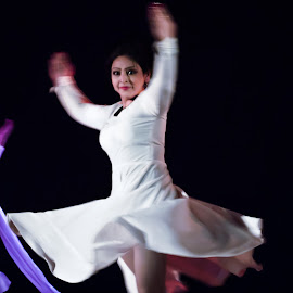 Spinning Beauty  by Rishav Chakraborty - News & Events Entertainment