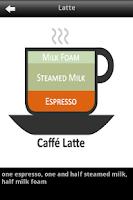 Screenshot of Coffee Guide