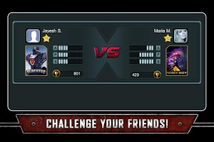 Screenshot of Real Steel Friends