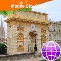 Montpellier Street Map icon