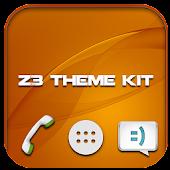 Z3 Theme Kit APK for Ubuntu