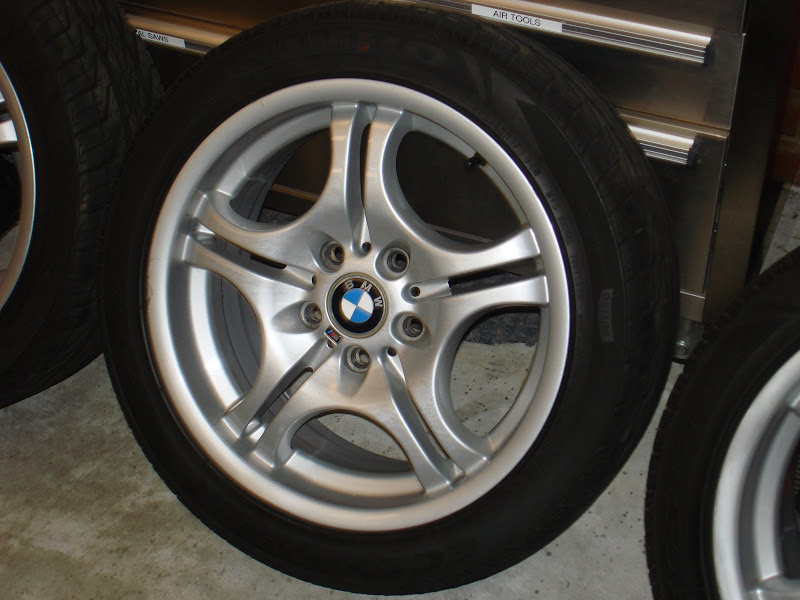 Fs Bmw Oem E46 17 Quot Style 68 Wheels Good 225 45 17 Kumho