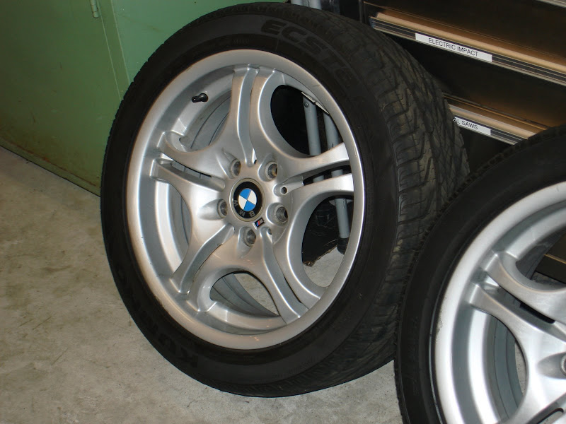 Nceuroorg View Topic Sold Bmw E46 17 Style 68 Wheels 225