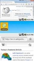 Screenshot of LinkPush