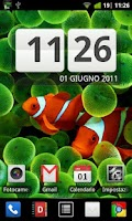 Screenshot of ADW theme | Faenza
