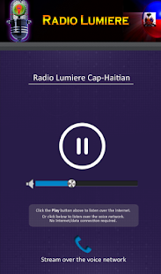 Radio Lumiere Cap-Haitian - screenshot