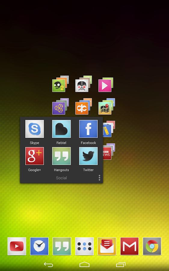 Cadrex - Icon Pack Screenshot 12