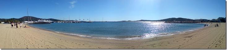 Port De Grimaud plage
