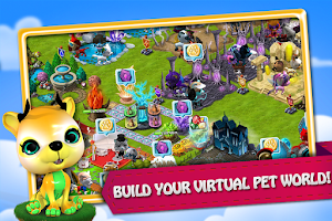 Screenshot of Pet Stories