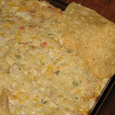 Chicken Enchilada Dip or Spread