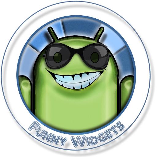 Funny Widgets 工具 App LOGO-硬是要APP