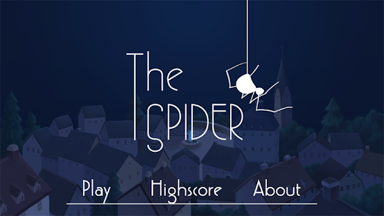 The Spider Free - screenshot