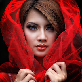 by Edo Slamet - People Portraits of Women (  )