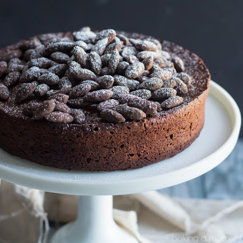 Chocolate Amaretto Torte