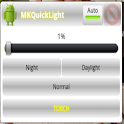 MK QuickLight Brightness/Torch icon