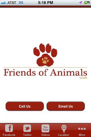 Friends of Animals Utah