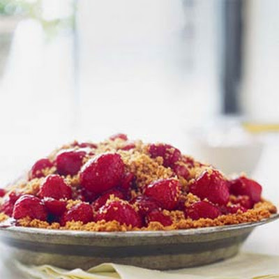 Spring Strawberry Pie