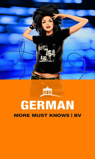 GERMAN More Must Knows BV