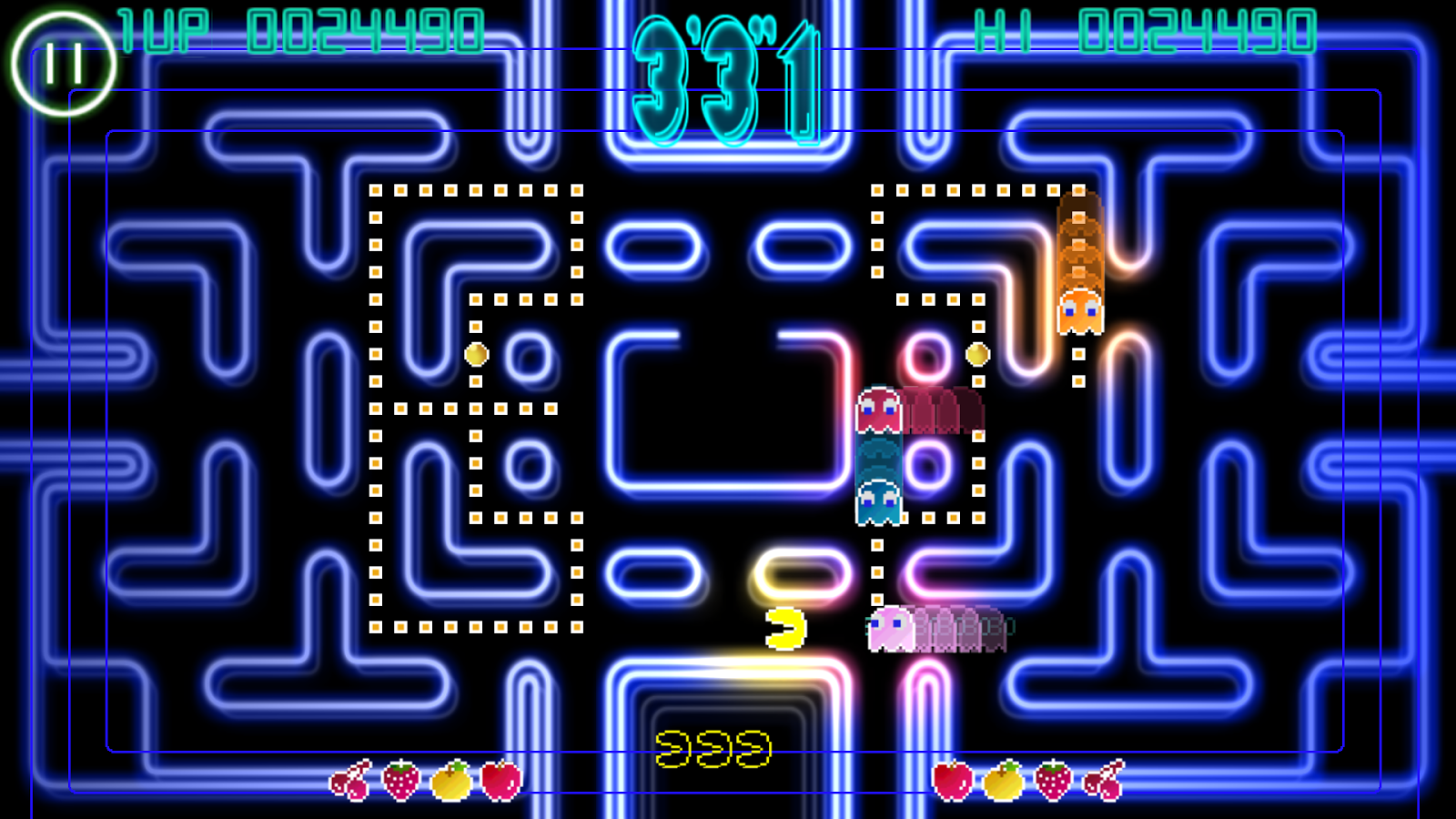 PAC-MAN Championship Edition Screenshot 1