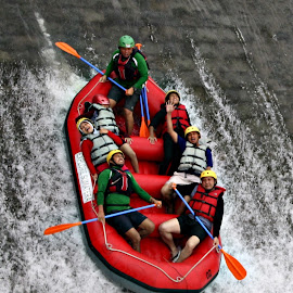 Rafting by Heri Dirgantara - Sports & Fitness Other Sports