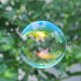 by Maja  Marjanovic - Artistic Objects Other Objects ( bubbles )