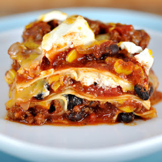 Mexican Lasagna With Noodles Recipes