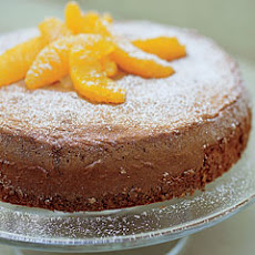 Honey Orange Cake