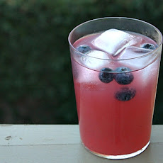 Blueberry Lavender Lemonade