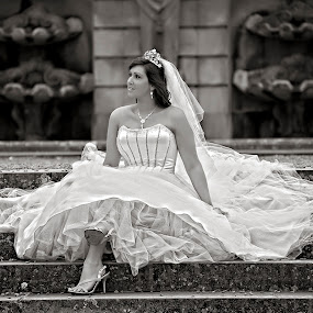 by Will Perrin - Wedding Bride