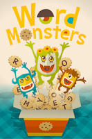 Screenshot of Word Monsters