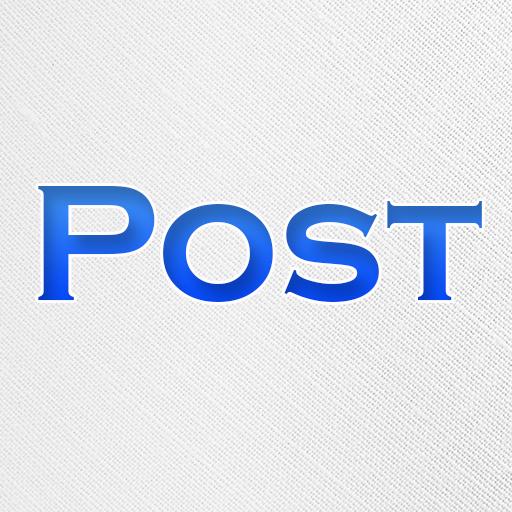 新聞必備App|Salina Post LOGO-綠色工廠好玩App