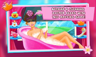 Screenshot of Soap Bubble Princess