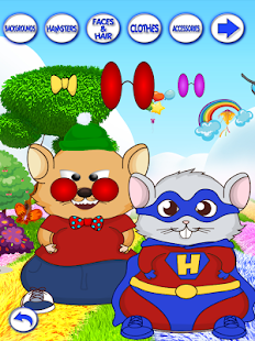 Hamster Dress Up Salon APK 1.0 - Free Casual Games for Android - 웹