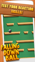 Screenshot of Falling Down Ball