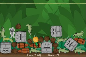 Screenshot of Monkey Game