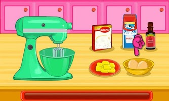 Screenshot of Icecream Cupcakes