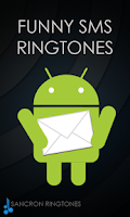 Screenshot of Funny SMS Ringtones