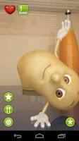 Screenshot of Talking Paulo Potato