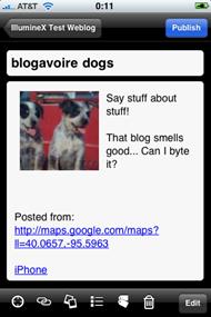 iBlogger_new_post