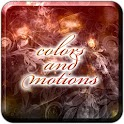 colors and motions FULL icon