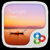 Twilight GO Launcher Theme APK for iPhone