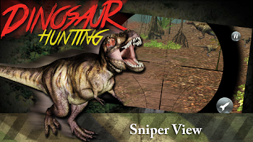 Screenshot of Dinosaur Hunting Free