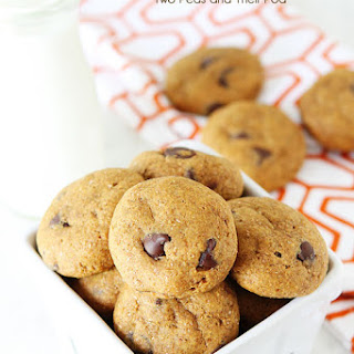 Healthy Pumpkin Chocolate Chip Cookies Recipes