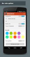 Screenshot of NotiSysinfo Pro