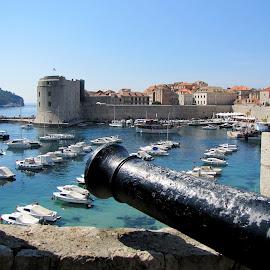 Dubrovnik by João Ascenso - City,  Street & Park  Vistas