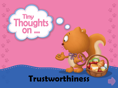 Thoughts on Trustworthiness - screenshot
