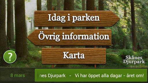 玩旅遊App|Skånes Djurpark - ParkGuide免費|APP試玩