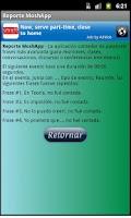 Screenshot of MoshApp en Español
