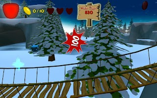 Screenshot of Apple Avengers Free Platformer
