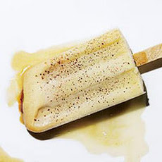 Caramel Corn Ice Pop